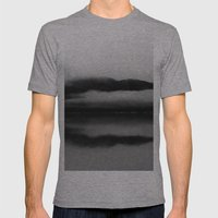 Enchanted Isle  Mens Fitted Tee Athletic Grey SMALL