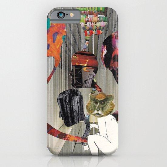 Monkeys In The Attic iPhone & iPod Case