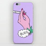 BUDS - 2 Of 2 iPhone & iPod Skin
