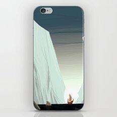 Ice Field & Ship iPhone & iPod Skin