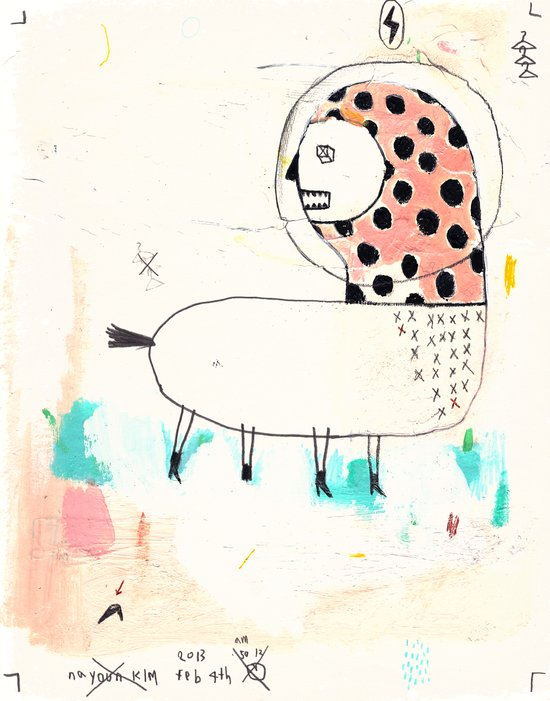 The Centaur Art Print