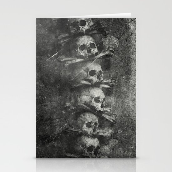 Once Were Warriors III. Stationery Card