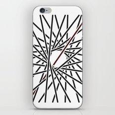 Obliquity 5 iPhone & iPod Skin