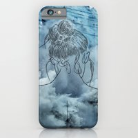 Lonely Woman iPhone 6 Slim Case