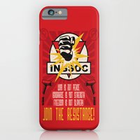 iPhone & iPod Case featuring Join The Resistance by beware1984