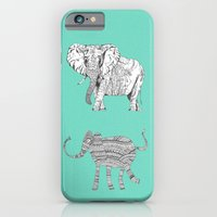 Two Ways To See One Elep… iPhone 6 Slim Case