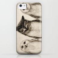 The Owl's 3 iPhone 5c Slim Case