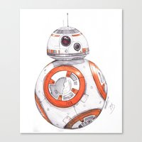 BB-ART Canvas Print