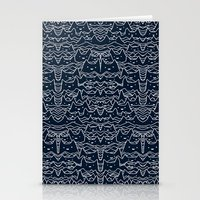 Wave Of Cats Stationery Cards