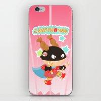 Candywoman iPhone & iPod Skin