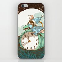 Sleep Fairy iPhone & iPod Skin