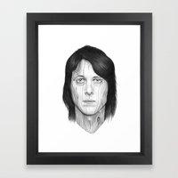 Wood Ken Framed Art Print