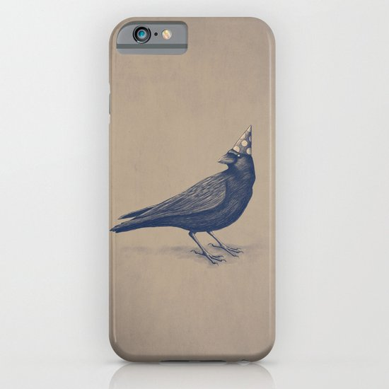 Rocking Raven iPhone & iPod Case