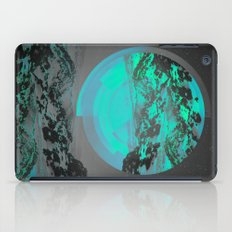 Neither Up Nor Down II iPad Case