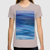 Land of fantasy Womens Fitted Tee Cinder SMALL