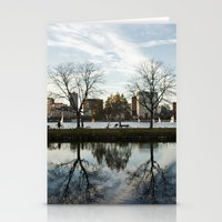 Esplanade Reflection Stationery Cards