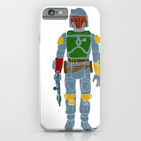My Favorite Toy - Boba Fett iPhone 6 Slim Case