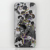 The Rainbow Eater iPhone & iPod Skin