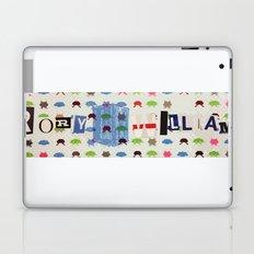 Rory Williams Laptop & iPad Skin