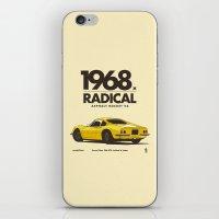 1968 iPhone & iPod Skin