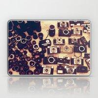 I Love Analogue Photogra… Laptop & iPad Skin