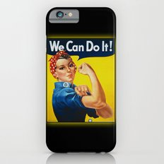 We Can Do It Slim Case iPhone 6s