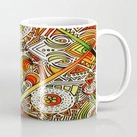 All Seeing Mug