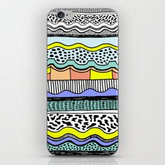 NATIVE WAVES iPhone & iPod Skin