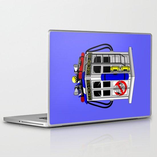 Tardis-1 Laptop & iPad Skin