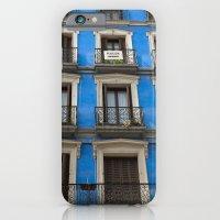 Madrid Blues iPhone 6 Slim Case