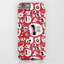 Another Monster Pattern iPhone & iPod Case