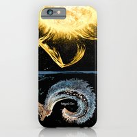 iPhone & iPod Case featuring Life on the event horizon 4 by Salgood Sam