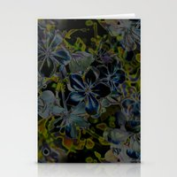 Plumbago Dance Stationery Cards