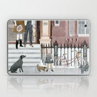 Family Out Laptop & iPad Skin