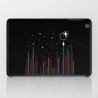 Through The Cosmic Rays iPad Case