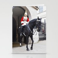 Household Cavalry Changing Of The Guard Stationery Cards