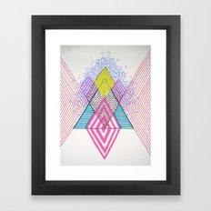 IC,LD Framed Art Print