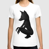 lady gaga T-shirts featuring The Silent Wild by Ruben Ireland