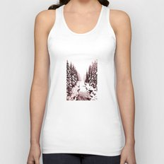 winter creek Unisex Tank Top