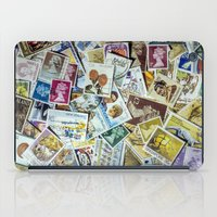 Postage Stamps iPad Case