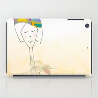 She Was Known For Her In… iPad Case