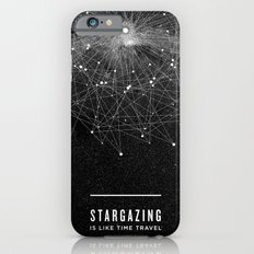 STARGAZING IS LIKE TIME TRAVEL Slim Case iPhone 6s