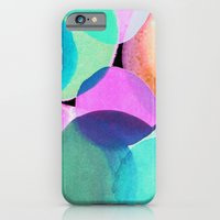 Polka Dot Ice Blue iPhone 6 Slim Case