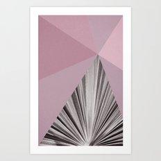 Geometric Nature ~ No 1 Art Print
