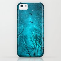 iPhone 5c Cases featuring Stars Can't Shine Without Darkness  by soaring anchor designs