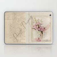Yesterday's Letter  Laptop & iPad Skin