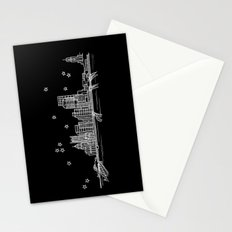 Pittsburgh, Pennsylvania City Skyline Stationery Cards