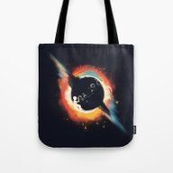 Void (introversive Ed) Tote Bag