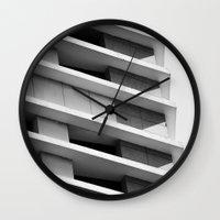 Arch-tech Wall Clock