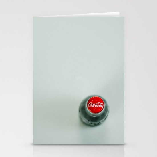 Coca Cola Stationery Card